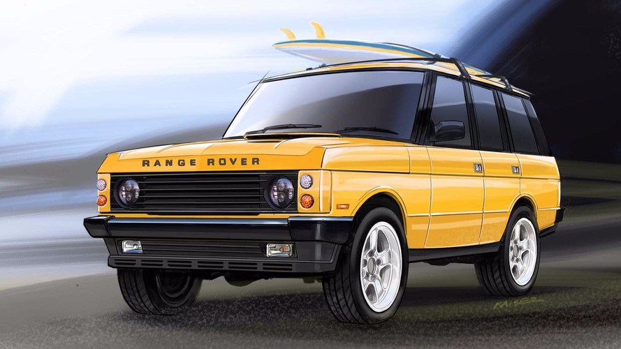 East Coast Defender To Offer Custom Built Range Rover Classics