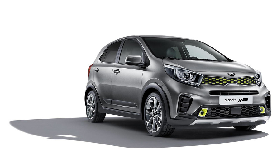 SUV-Inspired Kia Picanto Launches At Frankfurt