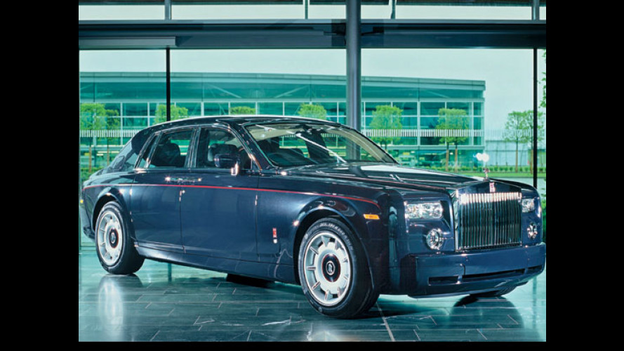 Rolls Royce Phantom Centenary