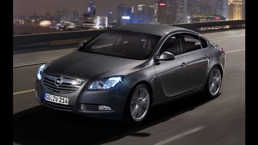 Opel Insignia è anche 5 porte