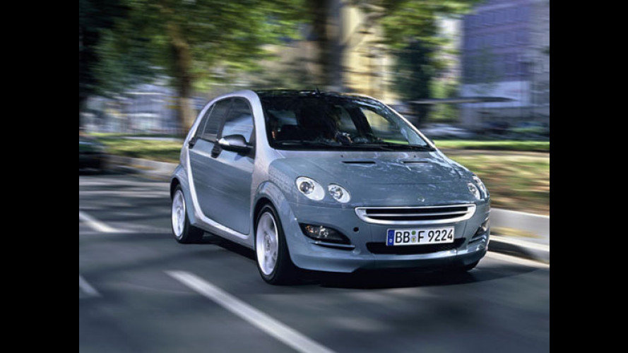 smart forfour I-Mate