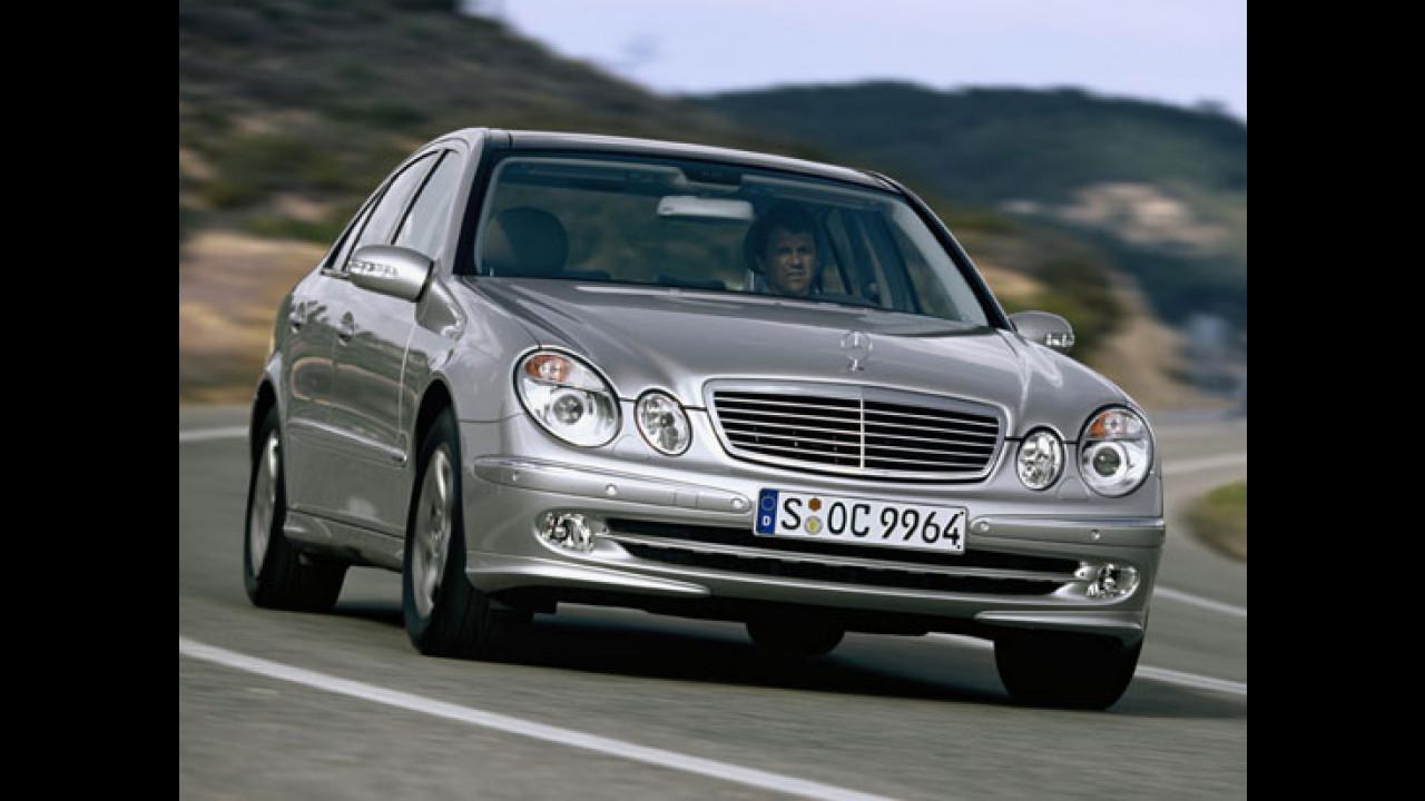 Mercedes Classe E350