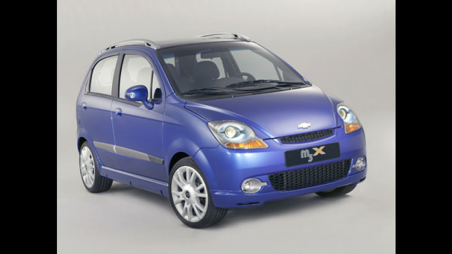 Daewoo diventa Chevrolet