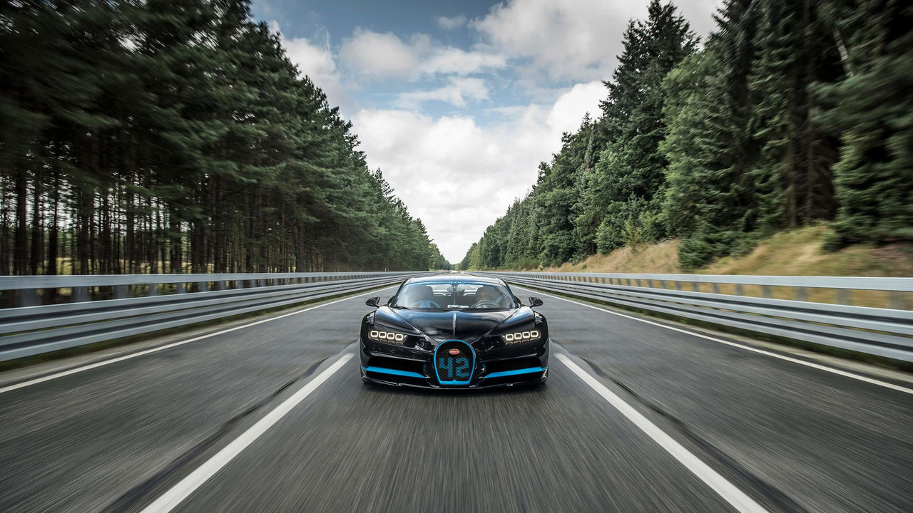 Bugatti Chiron record 42