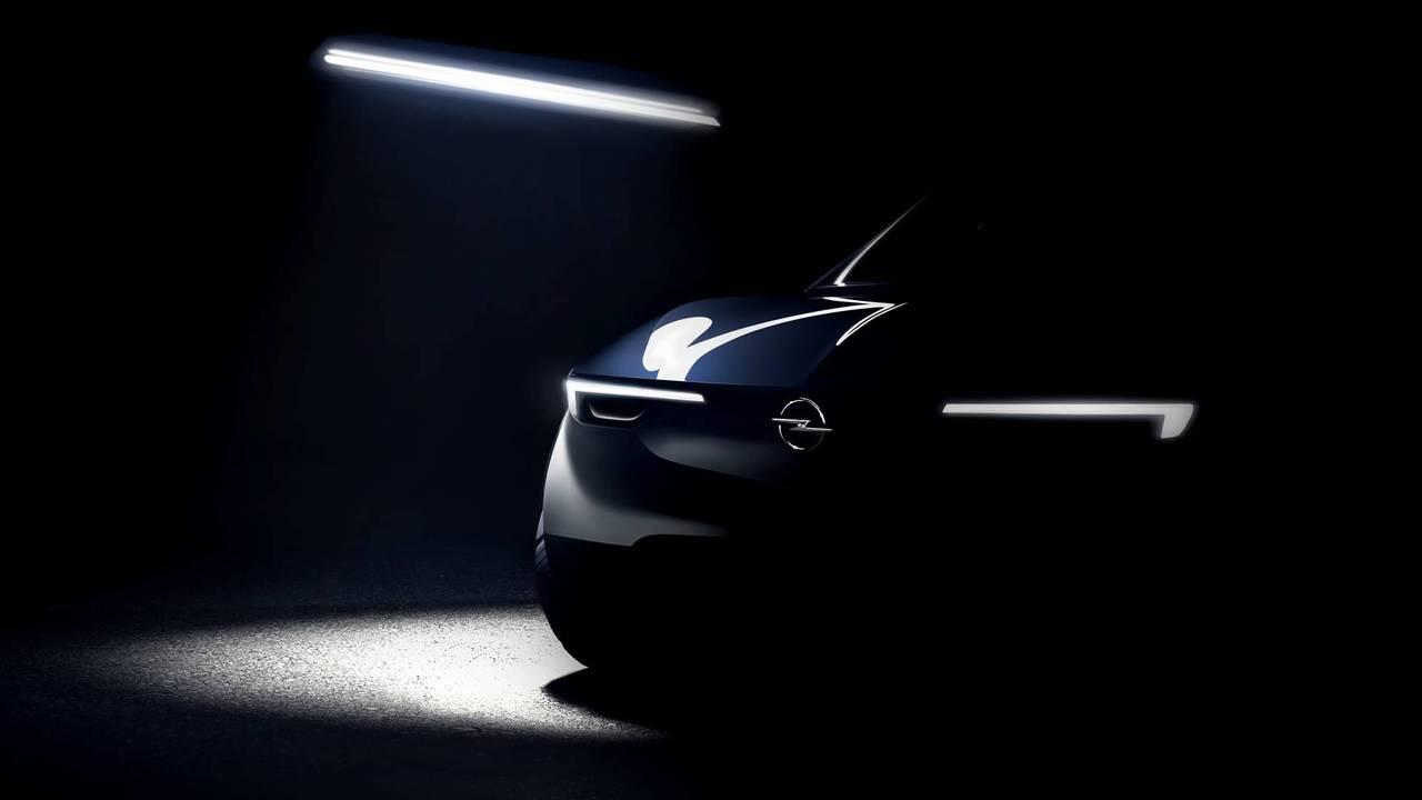 Opel/Vauxhall new SUV teaser