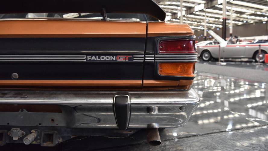 Ford Falcon Gtho Auction