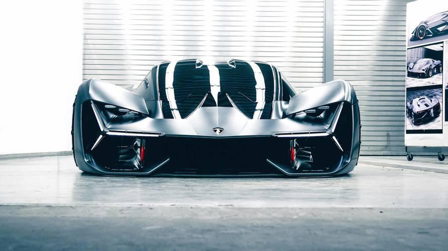 Lamborghini podría aparecer con un hiperdeportivo híbrido en Frankfurt