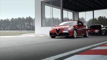 Alfa Romeo Ferrari pilotos