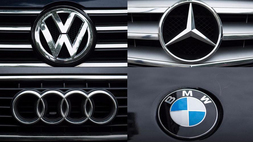 """BMW, Daimler e VW podem pagar multas """"muito altas"""" por cartel"""