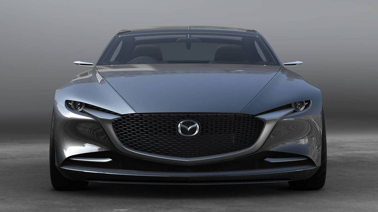Mazda Promises Inline Six Engines New Large Car