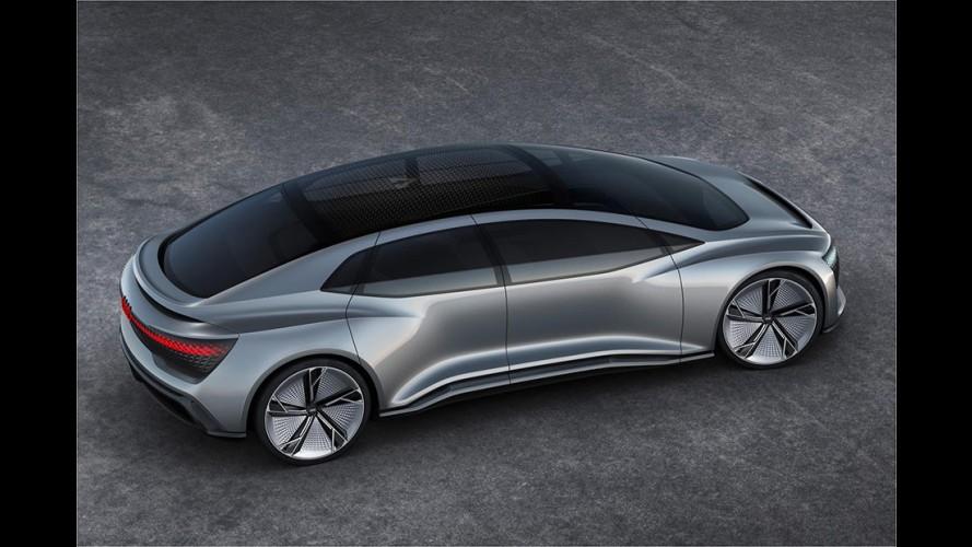 Audi Landjet wird eine 'Revolution' mit 'komplett anderem' Design