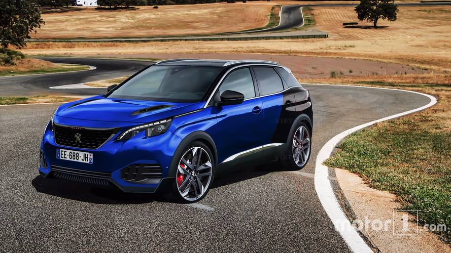 Peugeot set to confirm new 3008 GTi