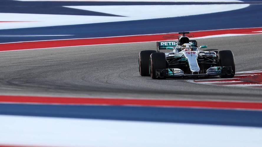 Los horarios del GP de Estados Unidos que puede coronar a Hamilton