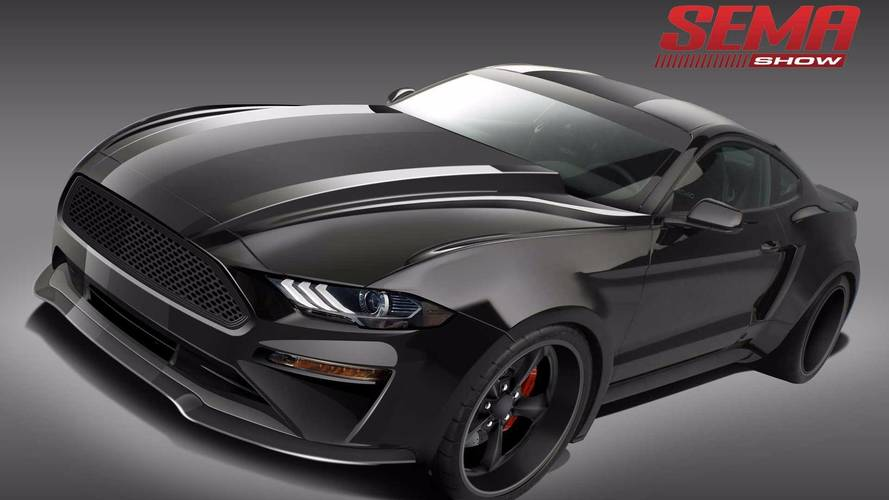 2018 Ford Mustang by DeBerti