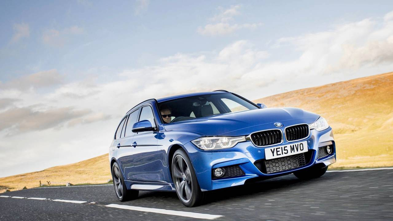 2015 bmw 3 series touring review practical and fun. Black Bedroom Furniture Sets. Home Design Ideas