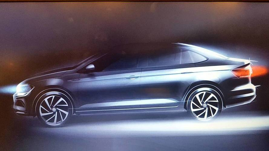 New VW Polo-Based Virtus Sedan Will Be Released In January