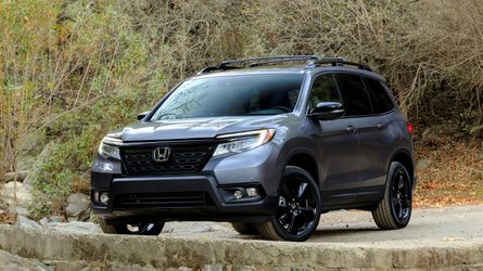 Rugged Honda Passport Teased Ahead Of L A  Debut