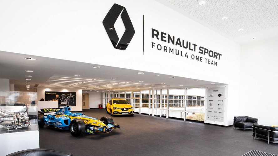 Especial: Por dentro da fábrica da Fórmula 1 da Renault