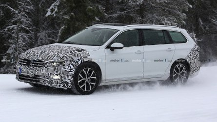 2019 VW Passat Driver Gives Us The One-Finger Salute [UPDATE]