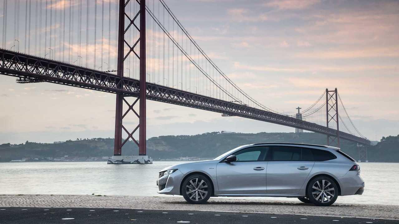 Peugeot 508 SW 2019, la prueba