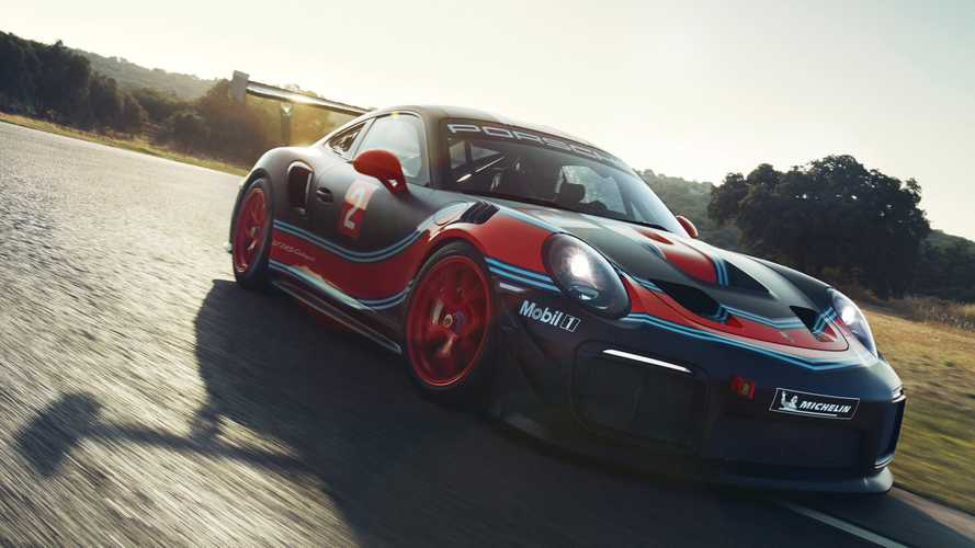 Porsche 911 GT2 RS Clubsport Los Angeles'ı salladı [GÜNCEL]