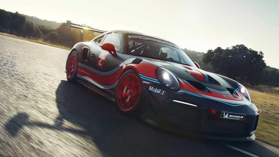 Porsche превратил 911 GT2 RS в гоночное купе Clubsport