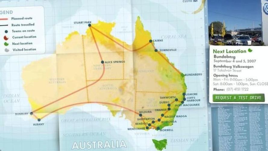 16,000 km Volkswagen Rural Road Show to Hit The Road in Australia