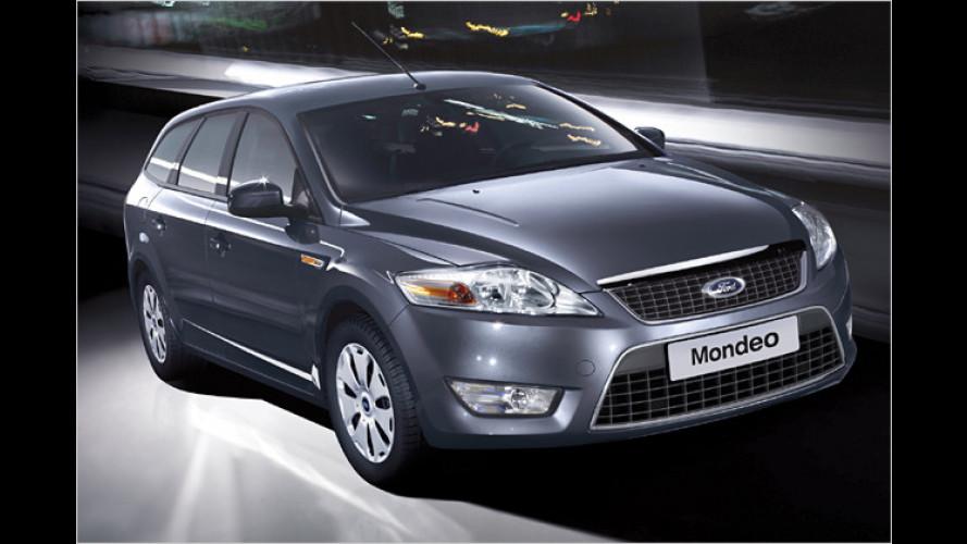Ford: Neue Ausstattungen für Mondeo, Galaxy und S-Max