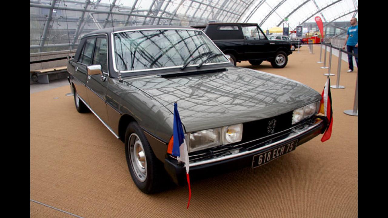 Peugeot 604 (1977) von Valery Giscard d'Estaing