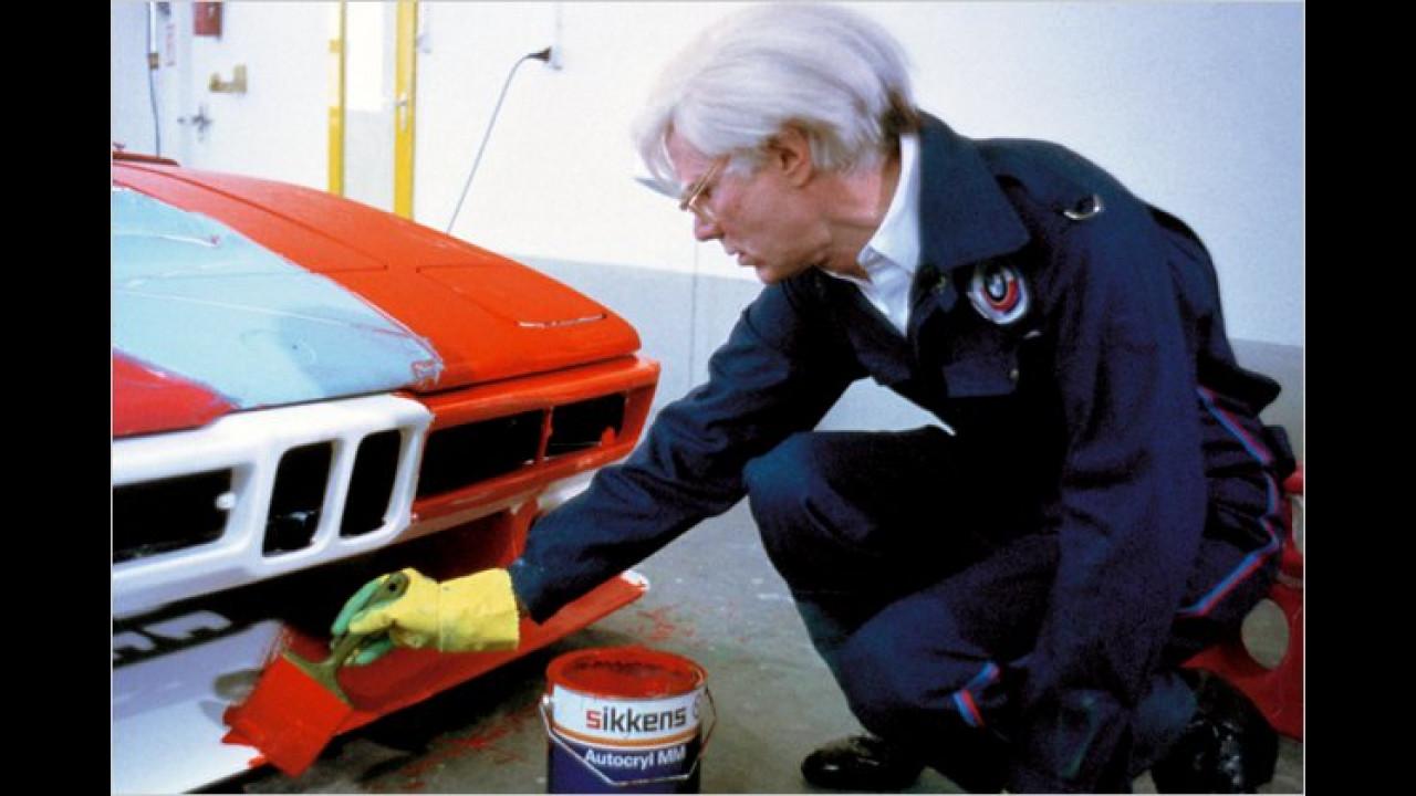 BMW M1 Gruppe 4: Andy Warhol (1979)
