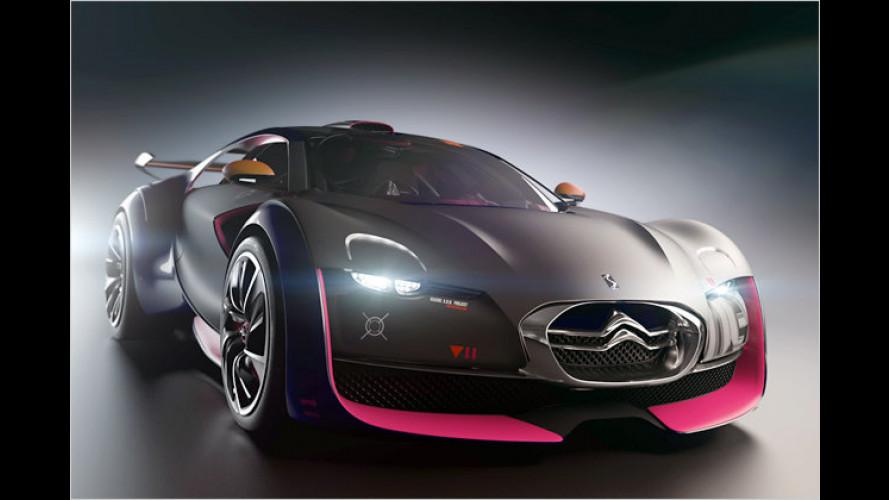 Citroën Survolt: Sportlicher Stimmungsmacher