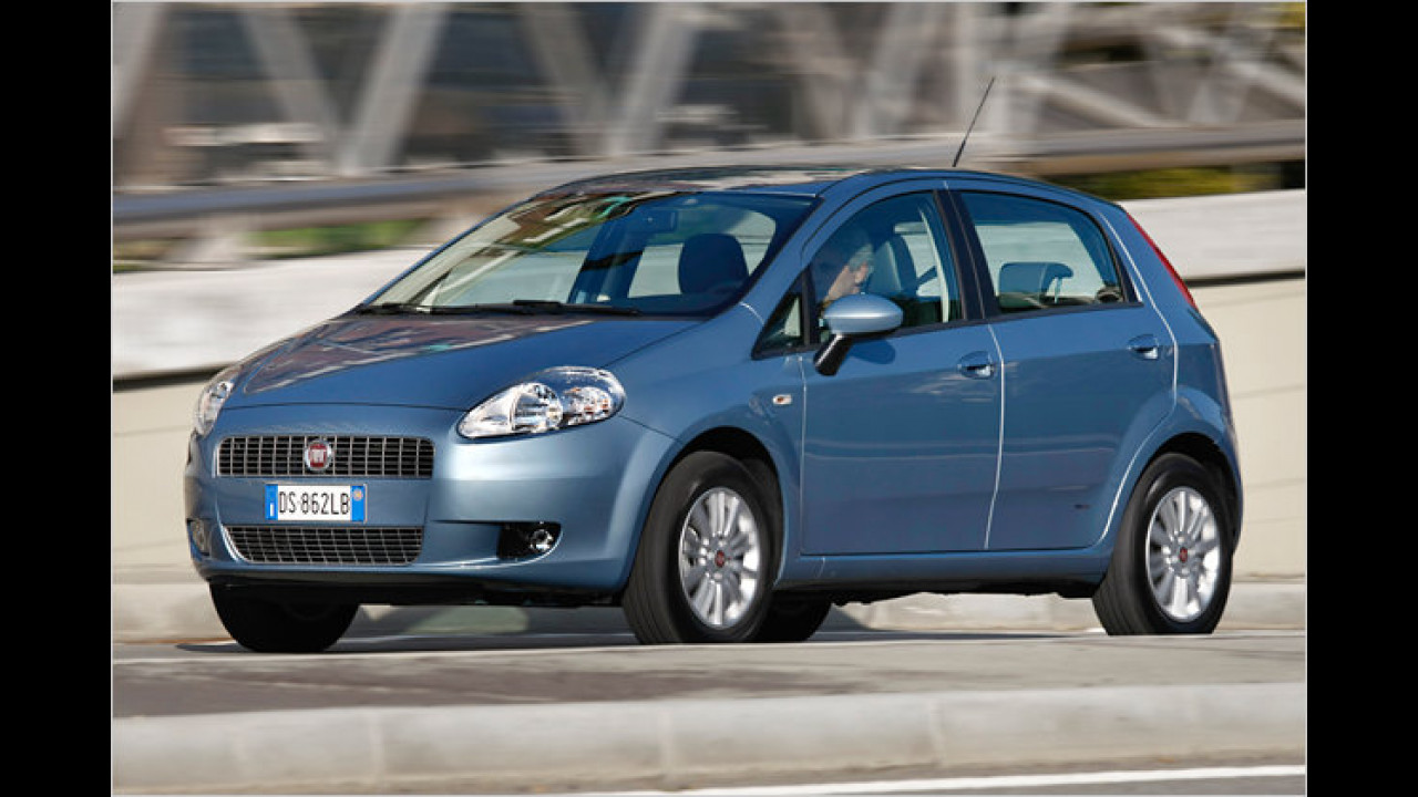 Fiat Grande Punto 1.4 8V Natural Power