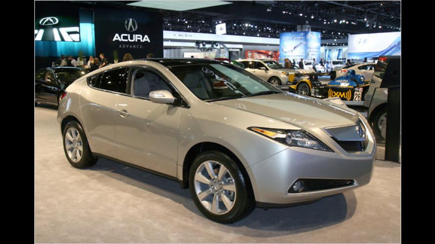 NAIAS 2010 in Detroit: SUVs & Pick-ups