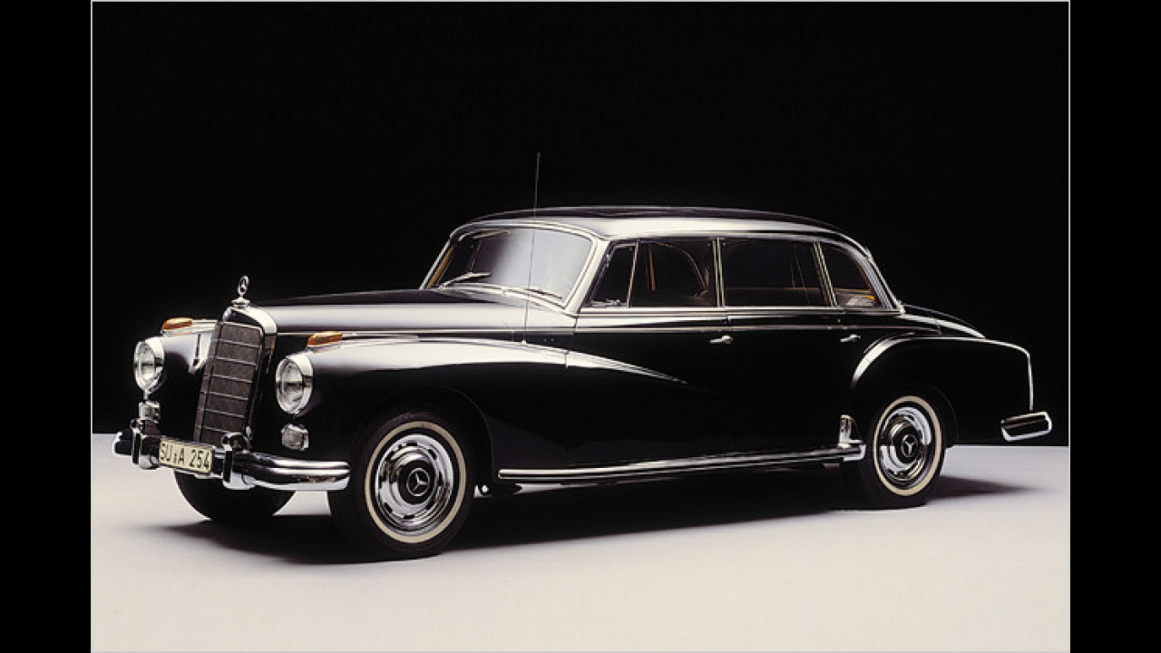 Mercedes 300: