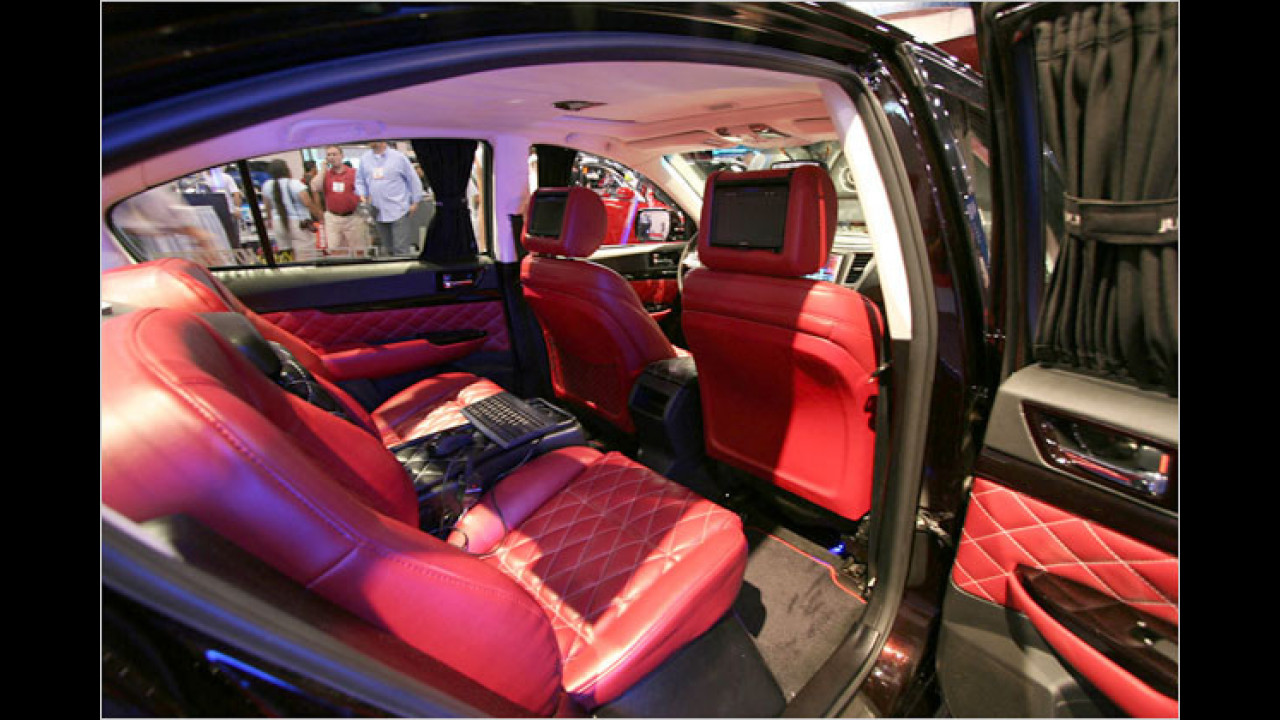 Subaru Legacy VIP