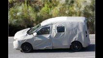 Erwischt: Van von Dacia