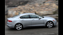 Test: Jaguar XF SV8