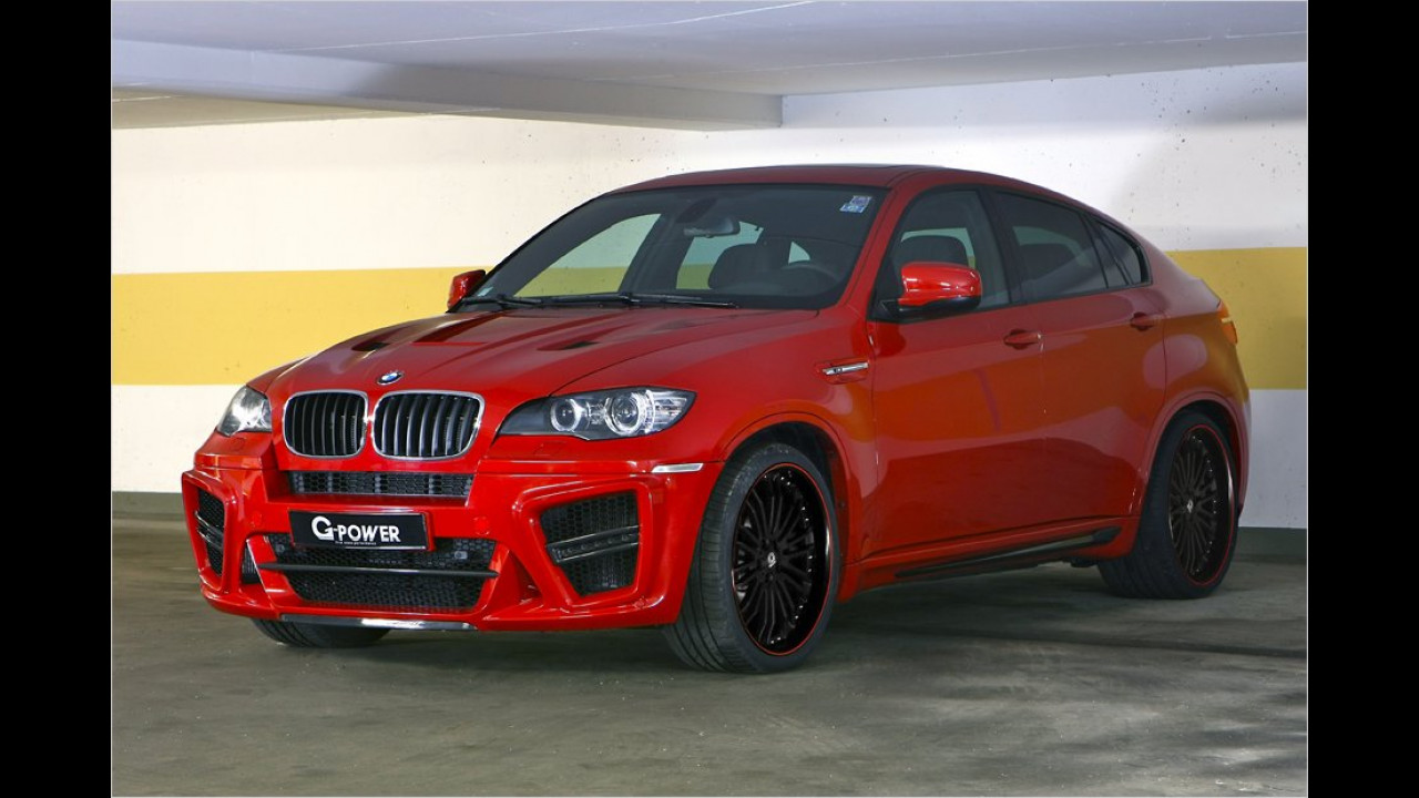 G-Power Typhoon S (Basis BMW X6 M)