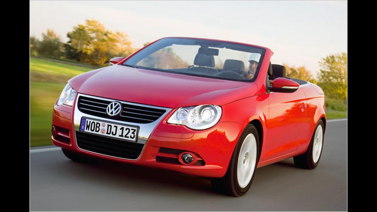 VW Eos 2.0 TDI
