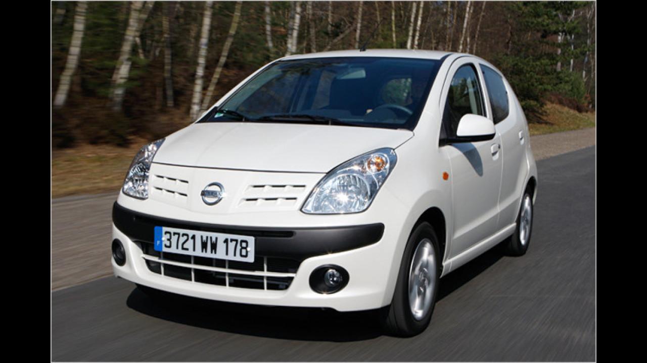 Nissan: Pixo aus Indien