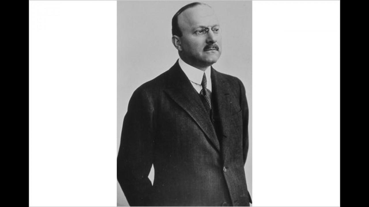130. Geburtstag André Citroën