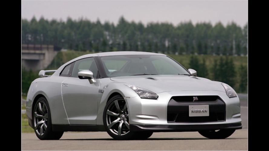 Drei Nissan-Premieren für Europa: GT-R, Murano und Pivo 2