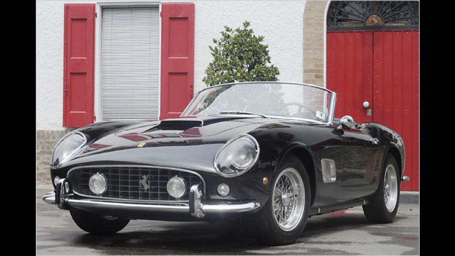 Ferrari 250 GT California Spyder erzielt sieben Millionen Euro