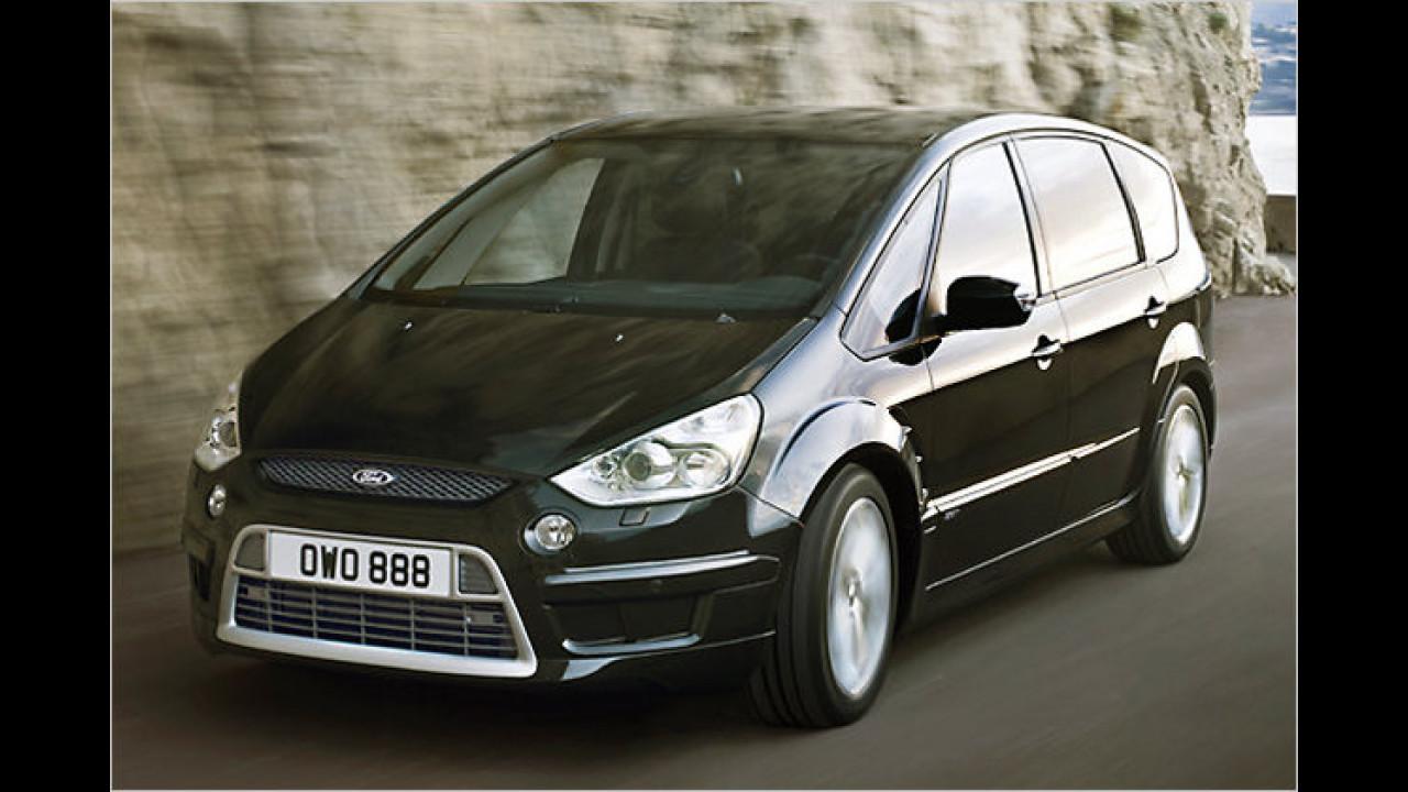 Platz 1 Vans: Ford S-Max