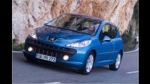 Peugeot optimiert den 207