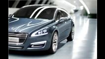 Peugeot 508 als Studie
