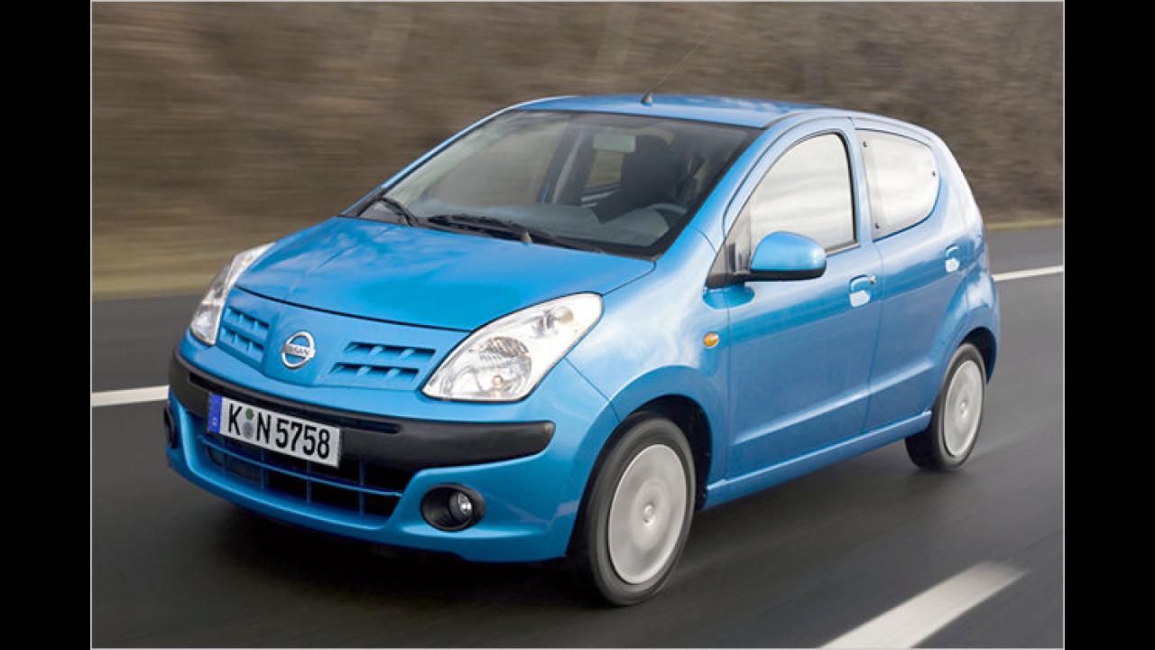 Nissan Pixo 1.0 visia