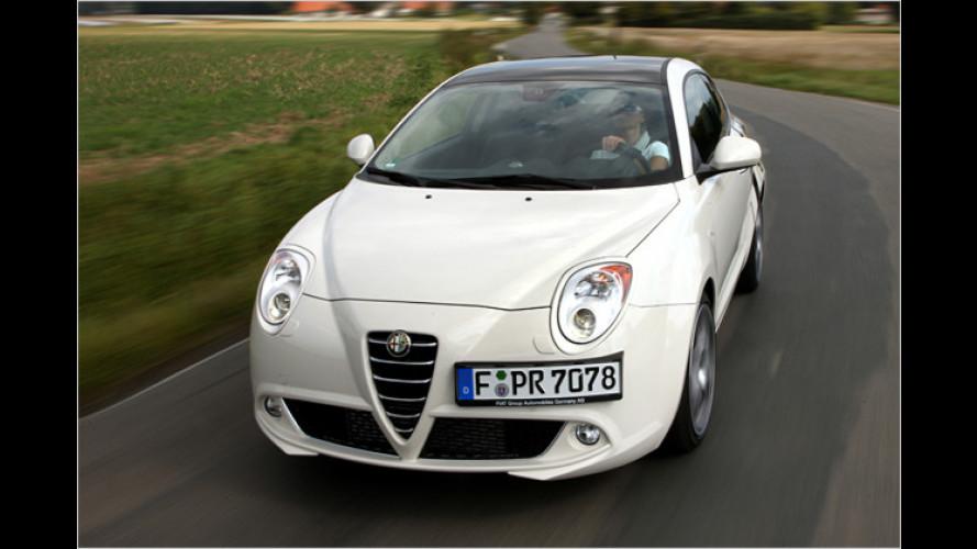 100 Jahre Alfa: MiTo zum Jubiläumspreis für 12.900 Euro