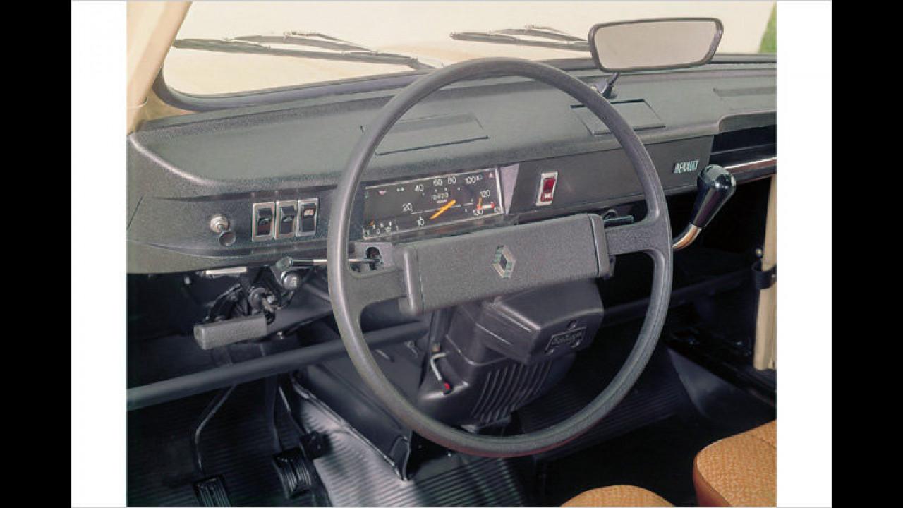 50 Jahre Renault 4