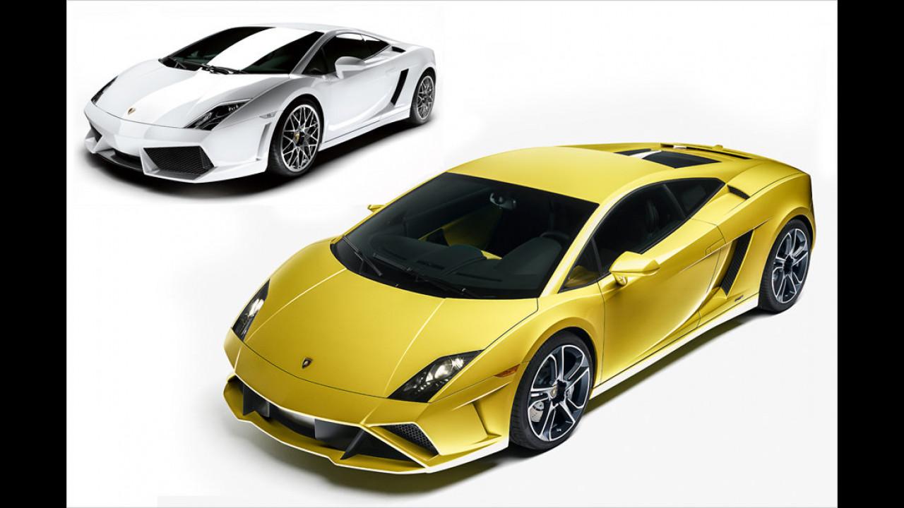 Lamborghini Gallardo LP 560-4 Facelift